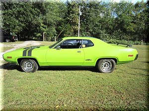 1971  GTX Runs Strong Low Mileage