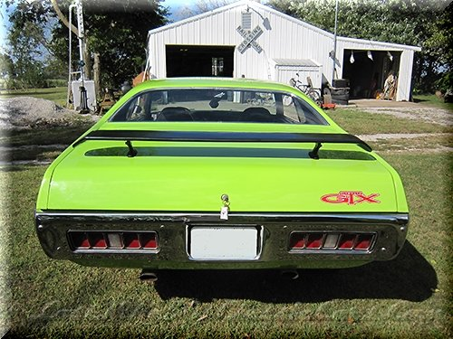 1971 GTX Runs Strong Low Mileage For Sale (picture 3 of 6)