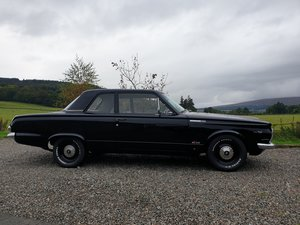 1965 Plymouth valiant commando v8