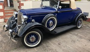 1933 Plymouth PD Drophead Coupe