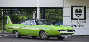 Plymouth Road Runner Superbird - Concours winner!!