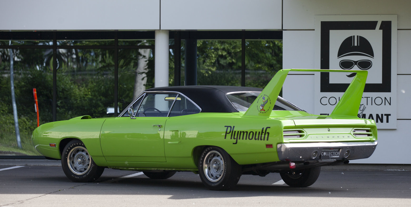1970 Plymouth Road Runner Superbird - Concours winner!! For Sale (picture 3 of 6)