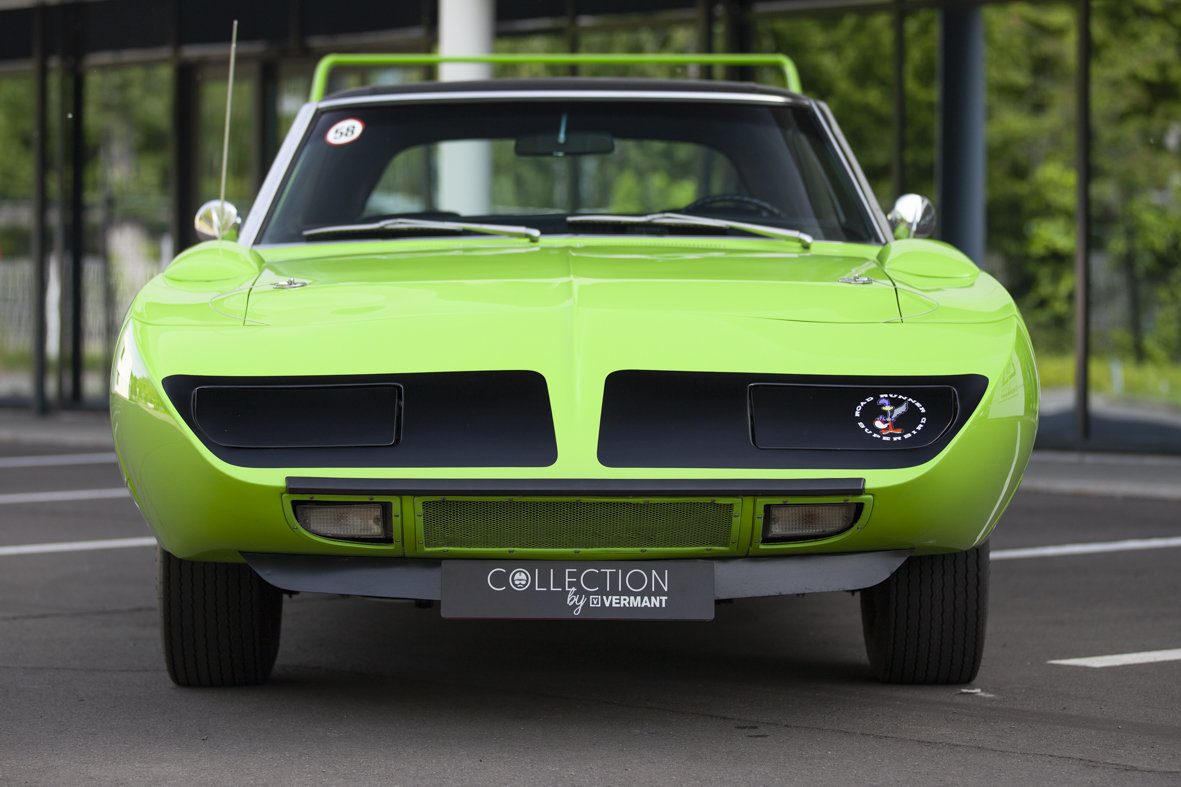 1970 Plymouth Road Runner Superbird - Concours winner!! For Sale (picture 4 of 6)