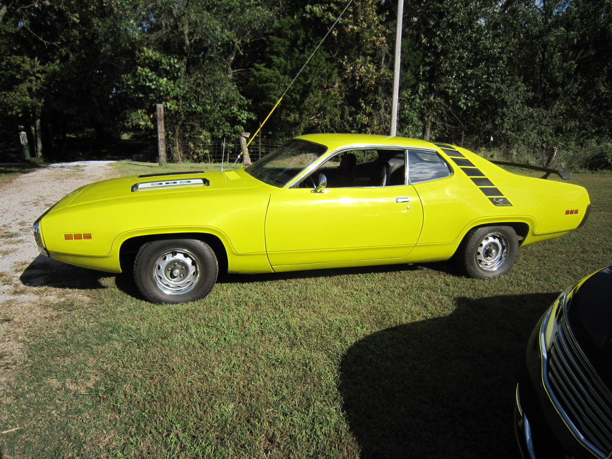 1971 LOW Mileage Original Beep Beep Road Runner For Sale (picture 1 of 6)