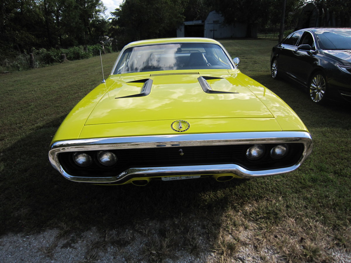 1971 LOW Mileage Original Beep Beep Road Runner For Sale (picture 2 of 6)