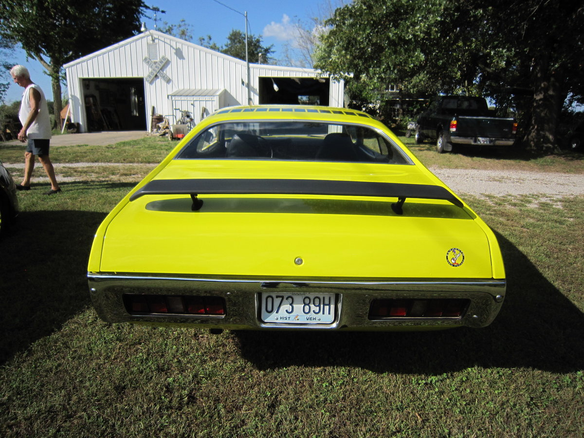 1971 LOW Mileage Original Beep Beep Road Runner For Sale (picture 3 of 6)