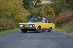 1966  – Plymouth Barracuda