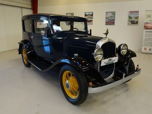 1932 Plymouth PA, 2-door – fully-restored in 2012