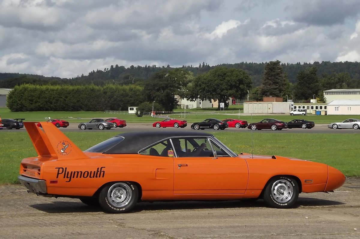 1970 Plymouth Roadrunner Superbird 440+6 For Sale (picture 1 of 6)