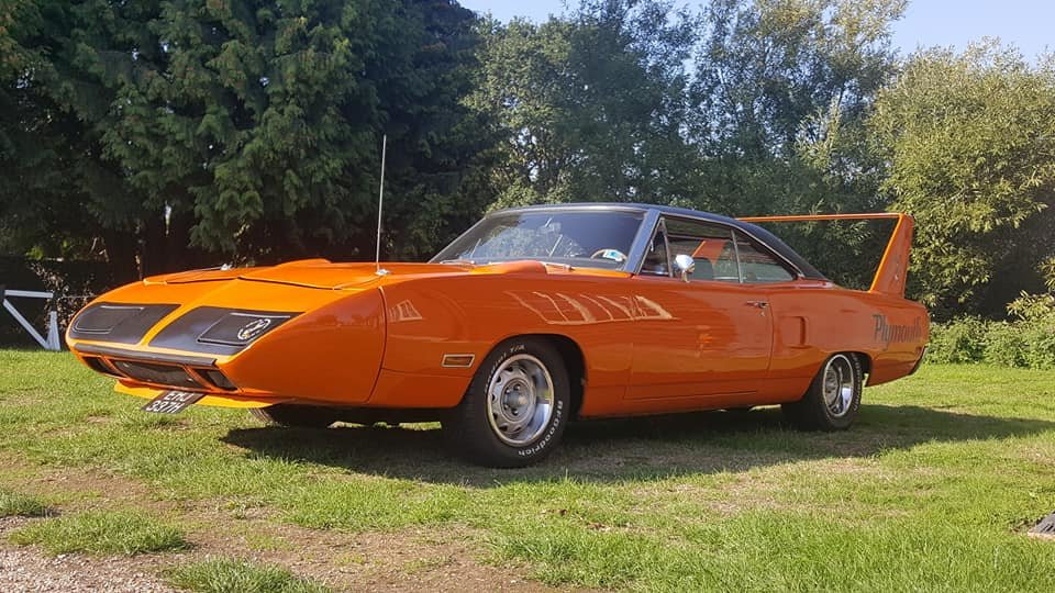 1970 Plymouth Roadrunner Superbird 440+6 For Sale (picture 4 of 6)