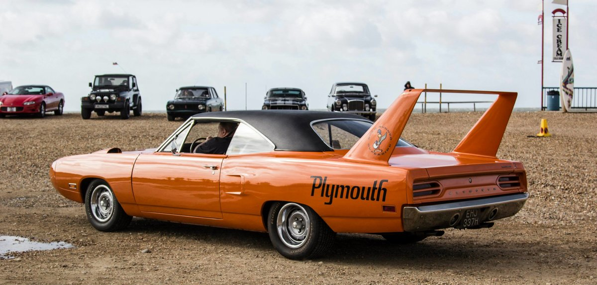 1970 Plymouth Roadrunner Superbird 440+6 For Sale (picture 6 of 6)