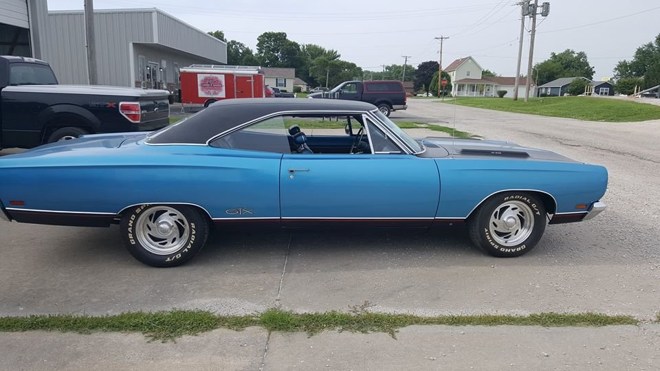 1969 Plymouth GTX (Odessa, MO) $59,900 obo For Sale (picture 1 of 6)