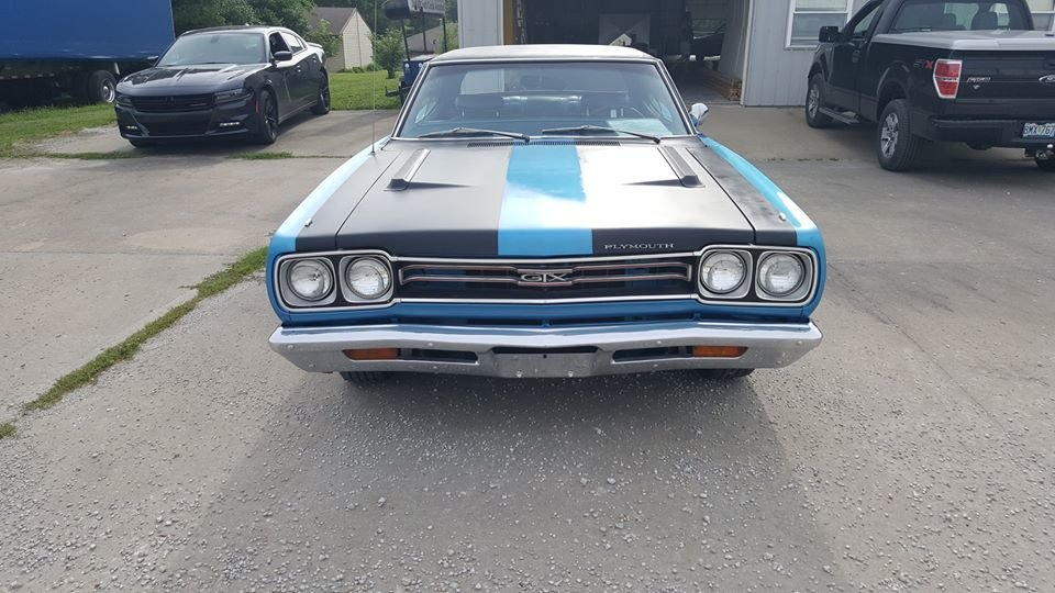 1969 Plymouth GTX (Odessa, MO) $59,900 obo For Sale (picture 2 of 6)