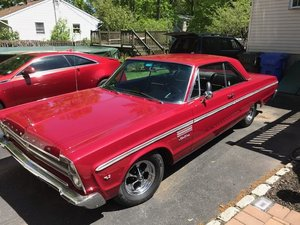 1965 Plymouth Sport Fury (Iselin, NJ) $22,500 obo