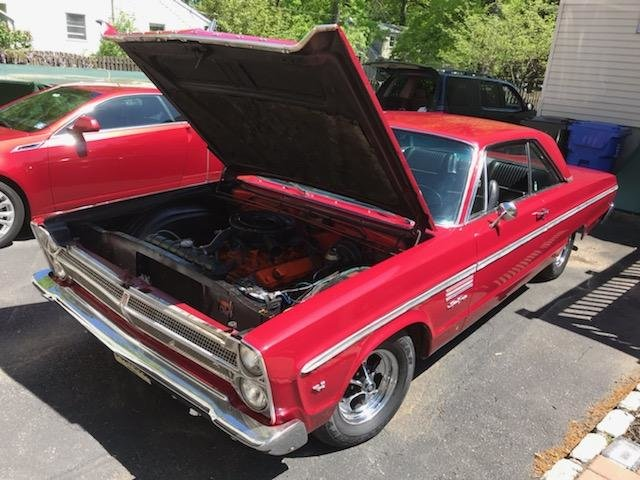 1965 Plymouth Sport Fury (Iselin, NJ) $22,500 obo For Sale (picture 3 of 5)