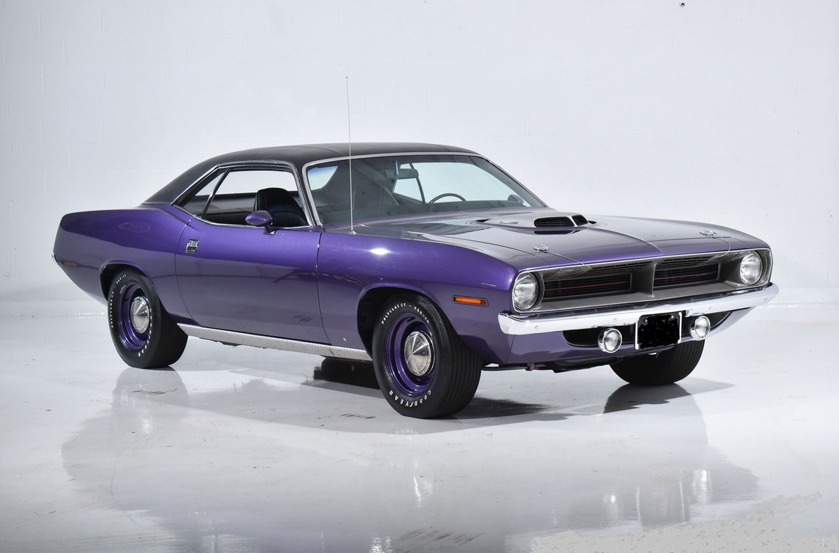 1970 Plymouth Cuda .. All Original For Sale (picture 2 of 6)