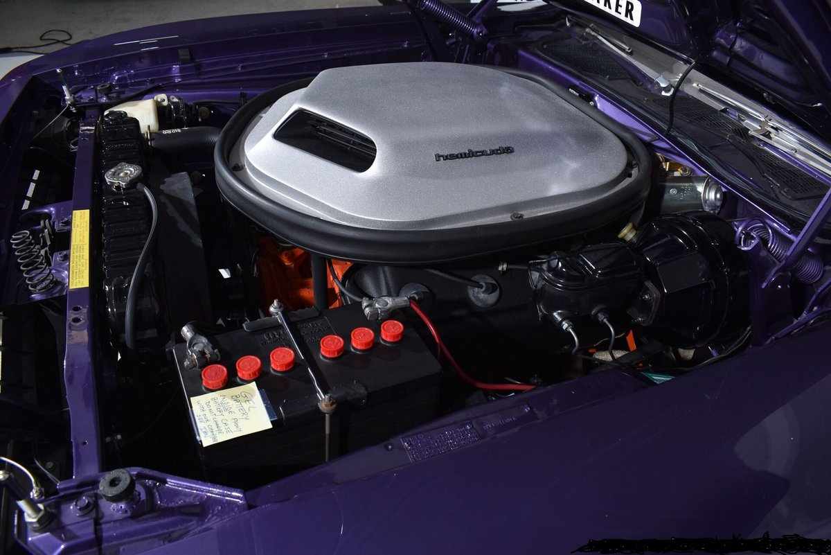 1970 Plymouth Cuda .. All Original For Sale (picture 6 of 6)