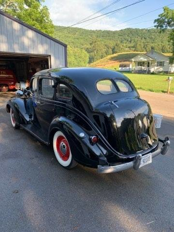 1937 Plymouth Sedan (Elizabethton, TN) $24,900 obo For Sale (picture 1 of 6)