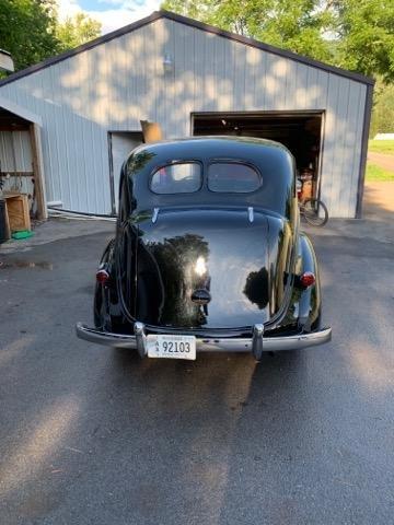 1937 Plymouth Sedan (Elizabethton, TN) $24,900 obo For Sale (picture 2 of 6)