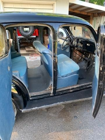 1937 Plymouth Sedan (Elizabethton, TN) $24,900 obo For Sale (picture 6 of 6)
