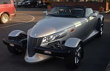 2001 Plymouth Prowler Roadster Convertible 36k miles $obo For Sale