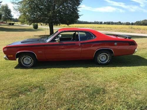 1972 Plymouth Duster For Sale (picture 1 of 6)