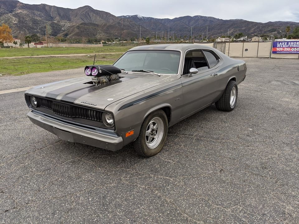 1970 Plymouth Duster For Sale (picture 4 of 6)
