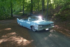 1960 Plymouth Fury Convertible For Sale