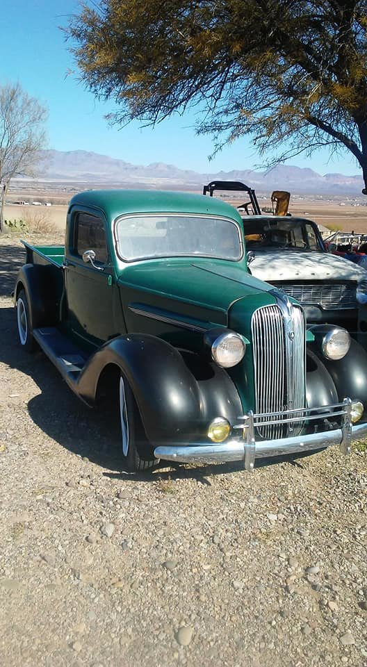 1937 Plymouth Truck 1/2 ton (Thatcher, AZ) $44,900 obo For Sale (picture 1 of 3)