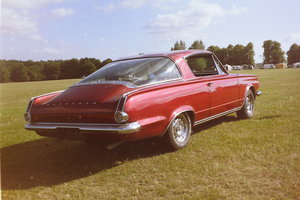 1965 Plymouth Barracuda Rare 60's original muscle car  For Sale
