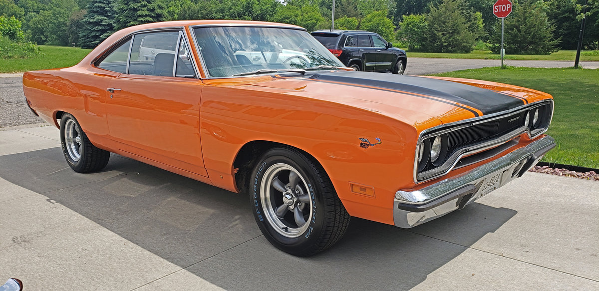 1970 Plymouth Roadrunner Vitamin C  For Sale (picture 1 of 6)