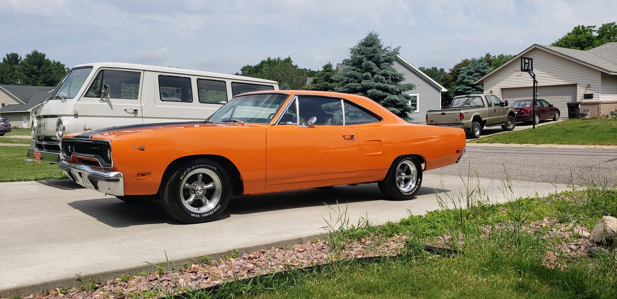 1970 Plymouth Roadrunner Vitamin C  For Sale (picture 2 of 6)