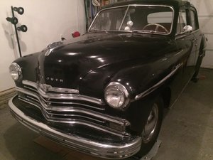 1949 Plymouth Special Deluxe 4dr Sedan