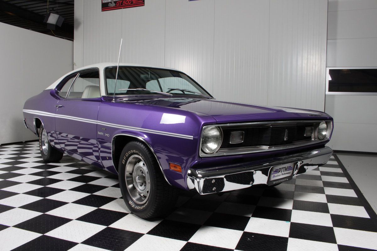 1970 70 Duster 340 H code numb match & restored ! For Sale (picture 1 of 6)