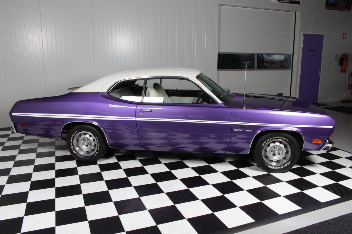 1970 70 Duster 340 H code numb match & restored ! For Sale (picture 2 of 6)