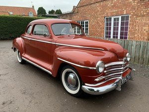 1948 Plymouth P15 Business Coupe SOLD by Auction