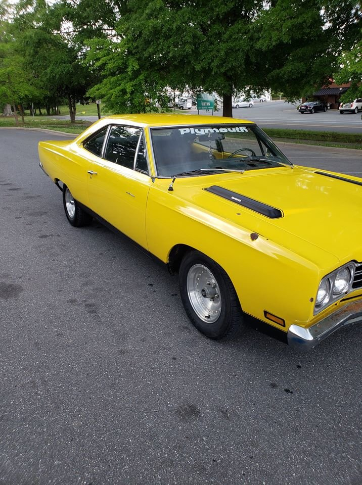 1969 Plymouth c (Huntersville, NC) $22,500 obo For Sale (picture 1 of 6)