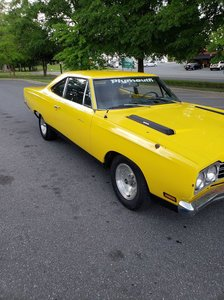 1969 Plymouth c (Huntersville, NC) $22,500 obo