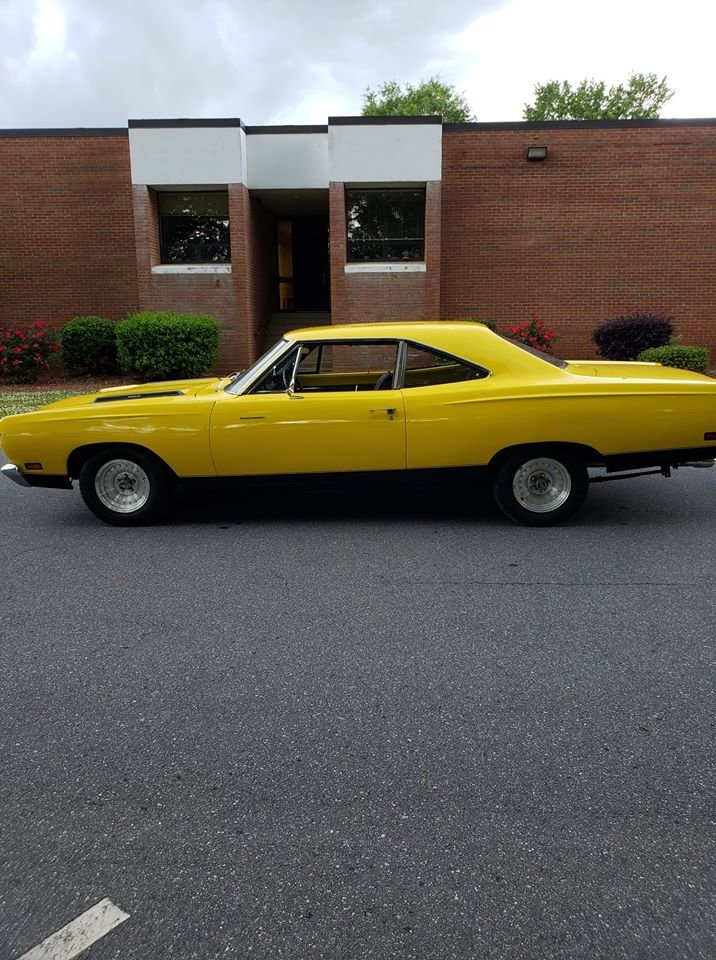1969 Plymouth c (Huntersville, NC) $22,500 obo For Sale (picture 2 of 6)