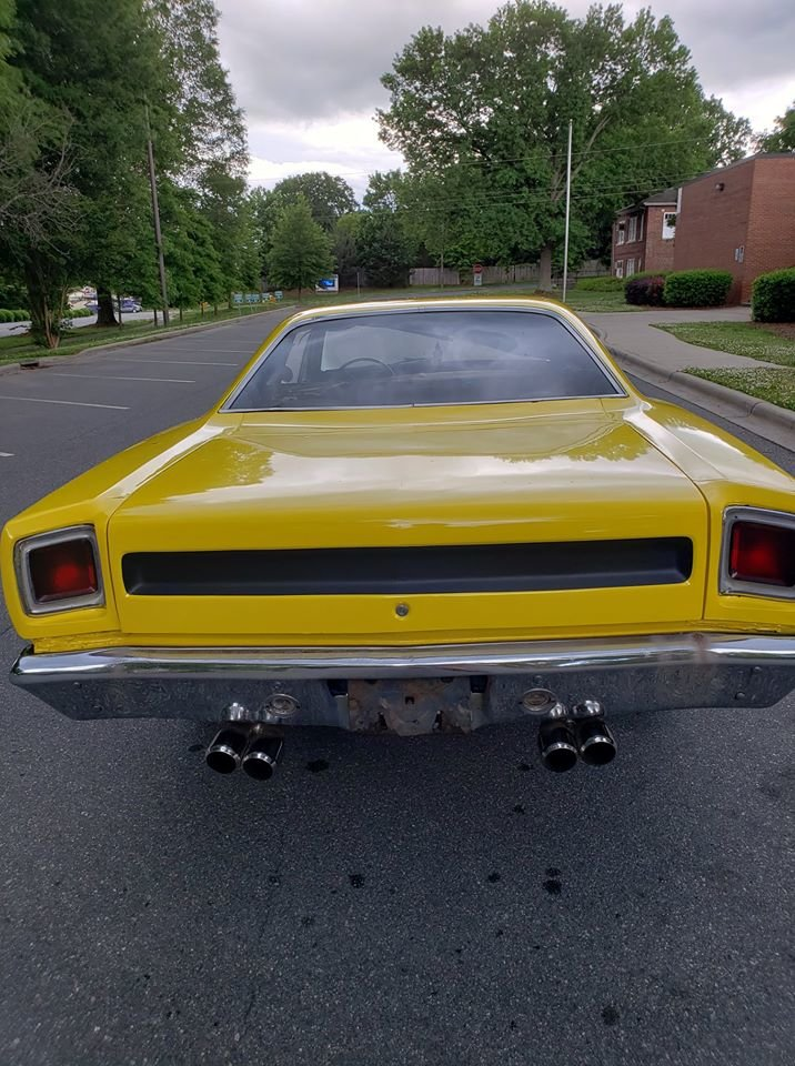 1969 Plymouth c (Huntersville, NC) $22,500 obo For Sale (picture 4 of 6)