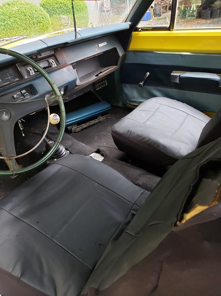 1969 Plymouth c (Huntersville, NC) $22,500 obo For Sale (picture 5 of 6)