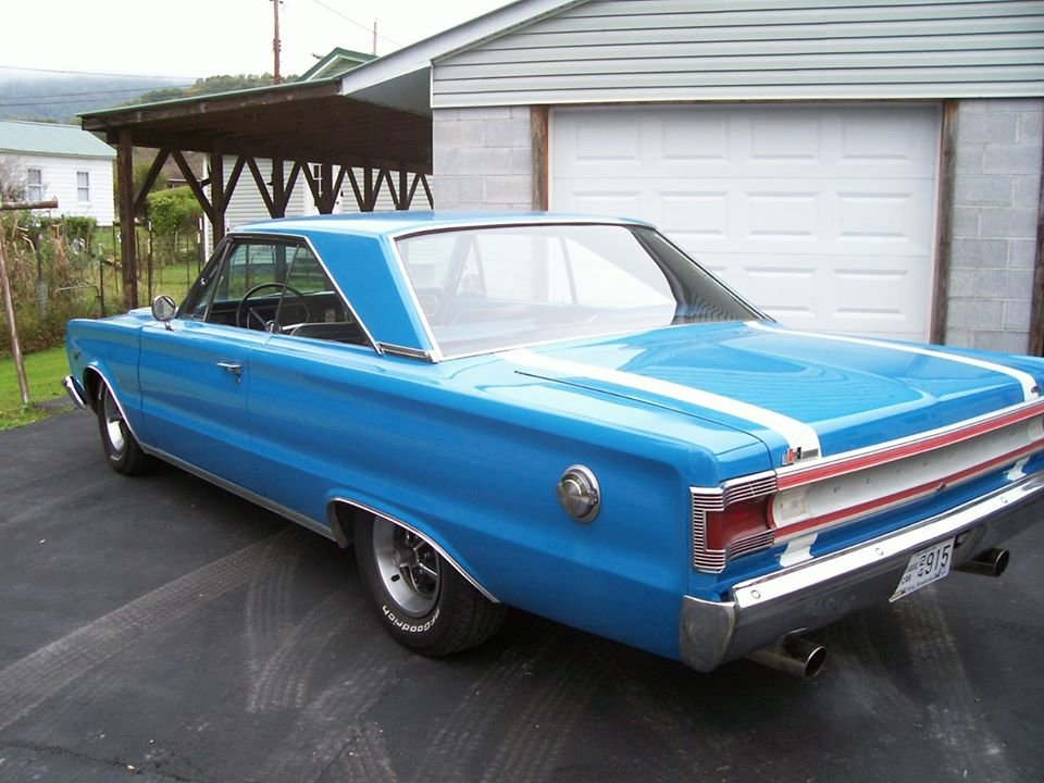 1967 Plymouth GTX Cone (Anstead, WV) $29,900 obo For Sale (picture 4 of 6)