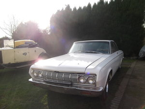 1964-Plymouth-Sports-Fury-383-Big-Block, Coupe, Automatic,