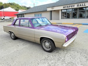1967 Plymouth Valiant Custom