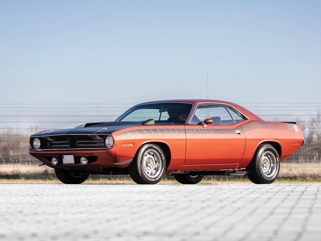 1970 Plymouth AAR Cuda  For Sale by Auction (picture 1 of 6)