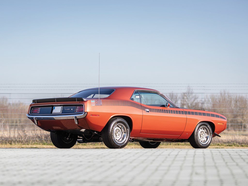 1970 Plymouth AAR Cuda  For Sale by Auction (picture 2 of 6)