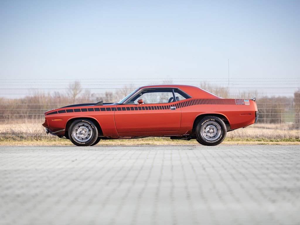 1970 Plymouth AAR Cuda  For Sale by Auction (picture 5 of 6)