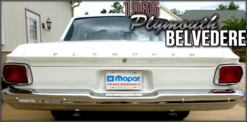 1965 Plymouth Belvedere  HEMI Auto Ivory Fresh Built $68.8k For Sale (picture 3 of 6)