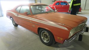 1973 Plymouth Duster 340 Auto Correct Driver Project $13.5k