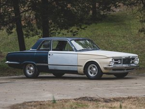 1964 Plymouth Valiant Coupe Custom